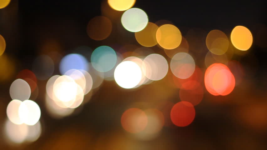 bokeh city lights photo - photo #47