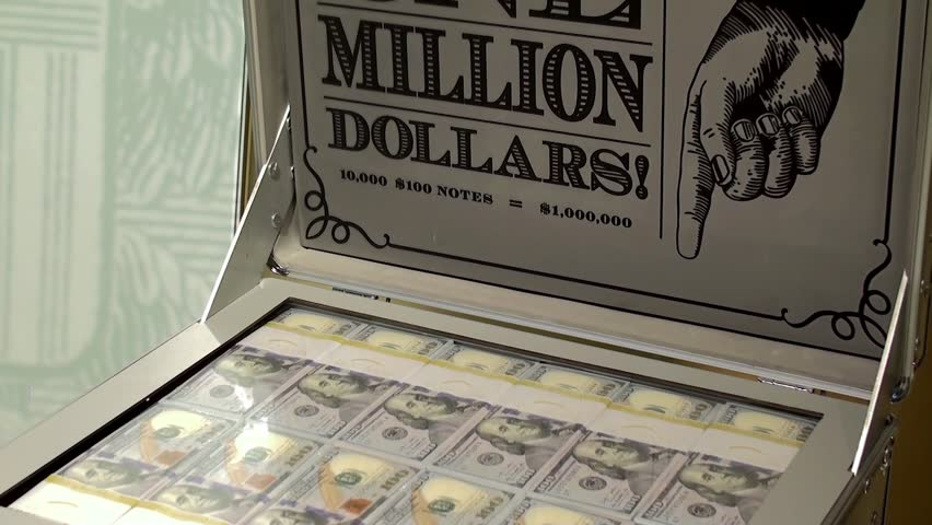 Chicago April 17 One Million Dollars In 100 Bills In A