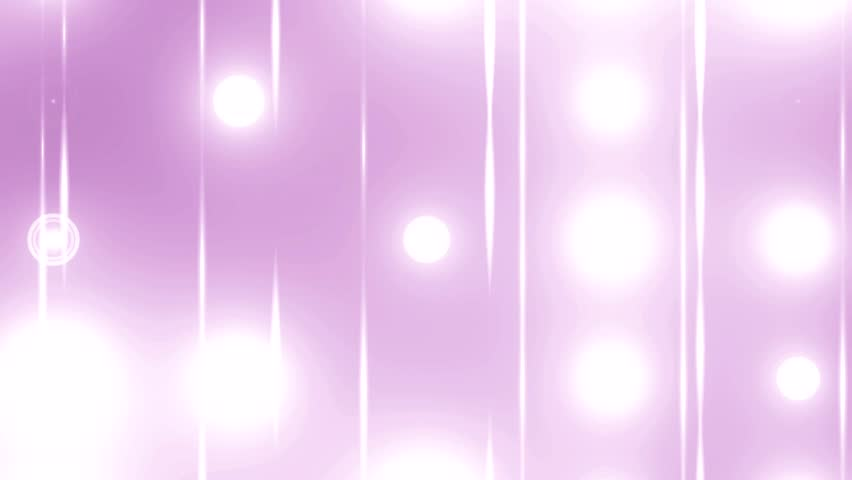 Disco spectrum lights concert spot bulb. Abstract motion background in pink colors, shining lights. Bright flood lights flashing. UHD 4k 4096.  Seamless loop. More sets footage in my portfolio. - 4K stock video clip
