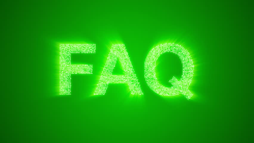 Frequently Asked Questions  for Patients
