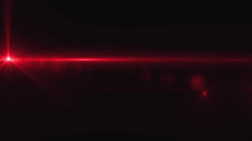 Light Animation Effect For LOGO On Green Screen Lens Flare Stock Footage Vi