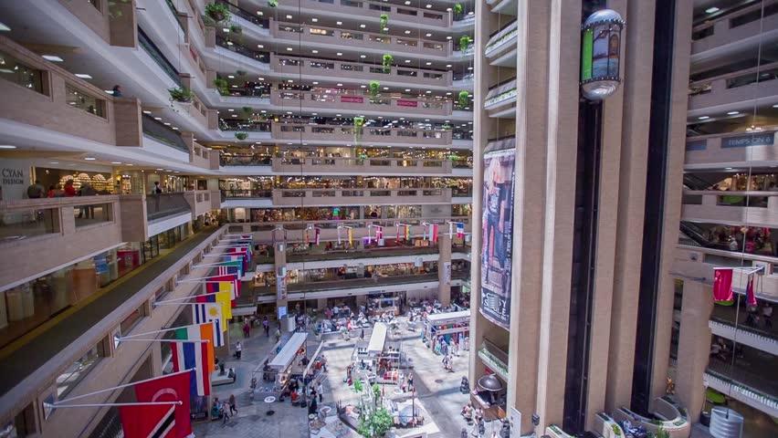 Dallas texas june 26 2015 inside the dallas world trade center at the dallas market center - Home decor stores dallas tx image ...
