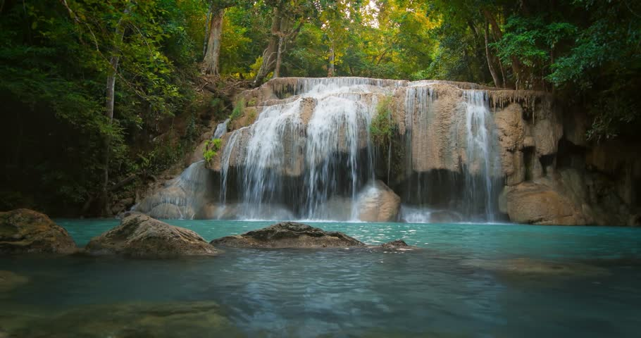 Image gallery serene environment for Waterfall environment