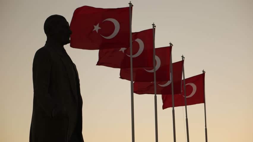 Header of Ataturk