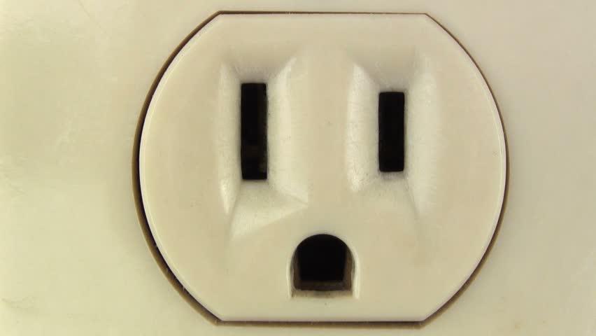 Header of plug in