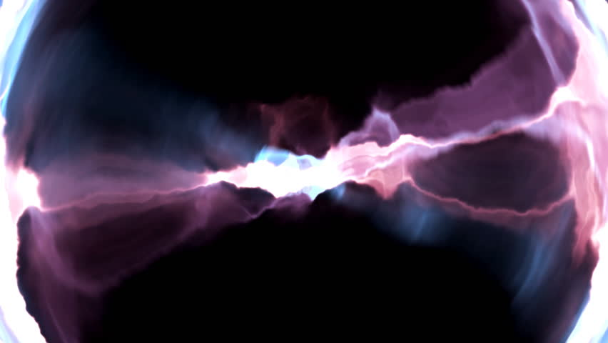 Blue and pink abstract - HD stock video clip