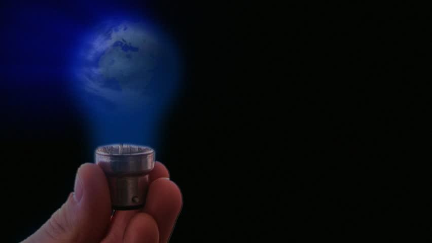 Globe Lightbulb 1