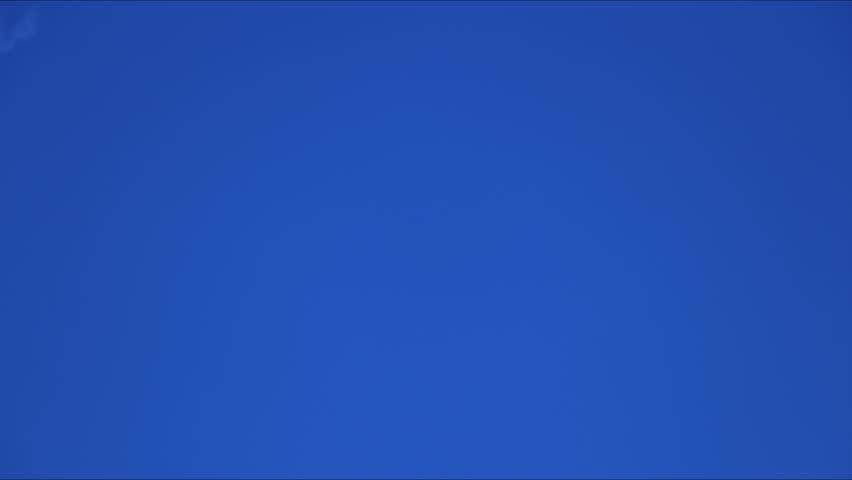 Sky Timelapse Background/Transition - 4K stock footage clip