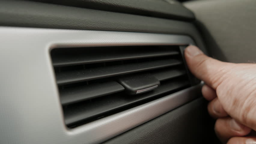 Header of air-condition
