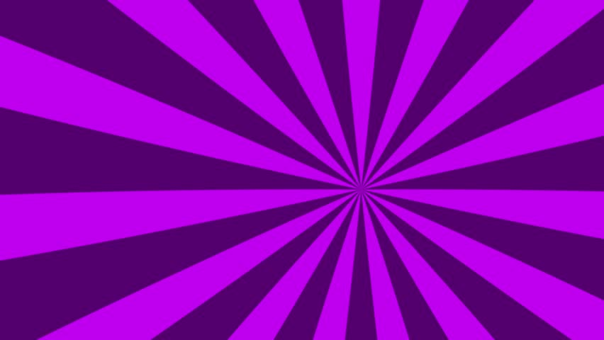 Purple Radial Spinning Motion Background Seamless Loop ... |Spinning Purple Background