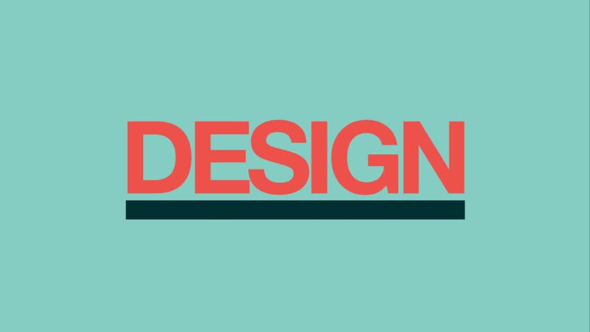Animation Design banner Brand name identity Word Cloud Kinetic Design Typography text Animation logotype Design banner Abstract vector Animation illustration banner design logo Animation name identity