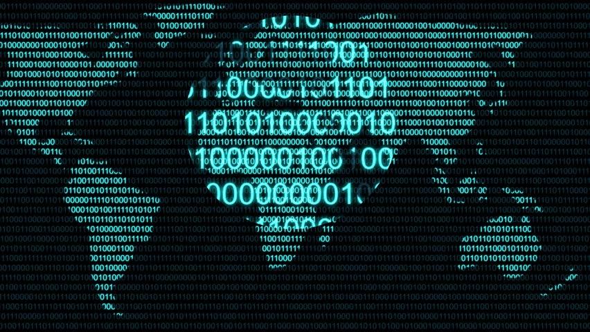 Binary Code on Earth