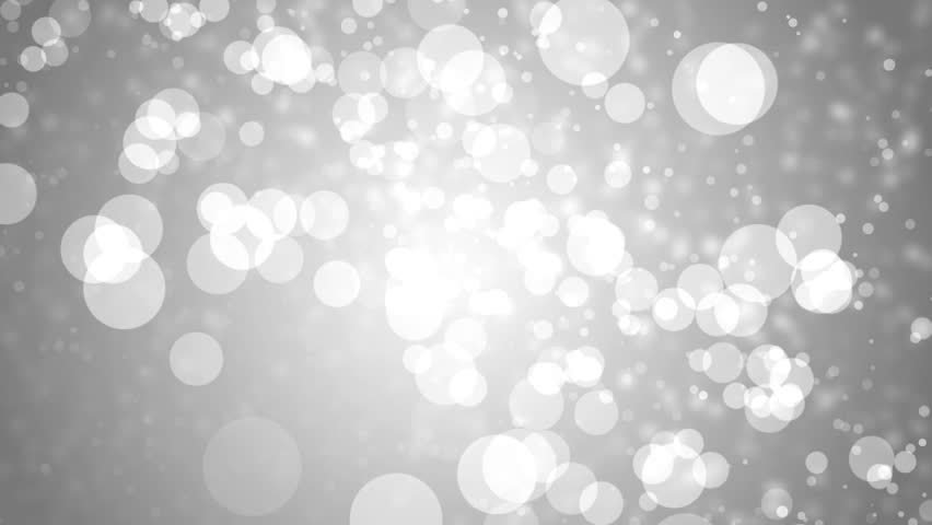 Brilliant Light Effects Background Elegant Hd Light: Lights Silver Bokeh Background. High Definition Abstract