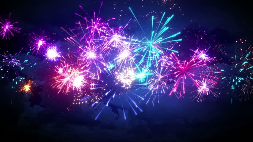 Fireworks Animation Related Keywords - Fireworks Animation ...