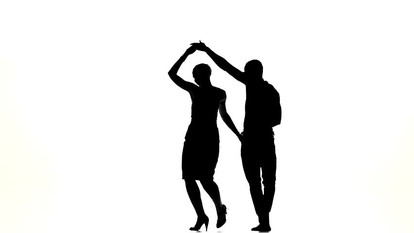Pin Slow-dancing-silhouette on Pinterest