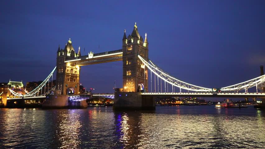 bridge gb night london - photo #14