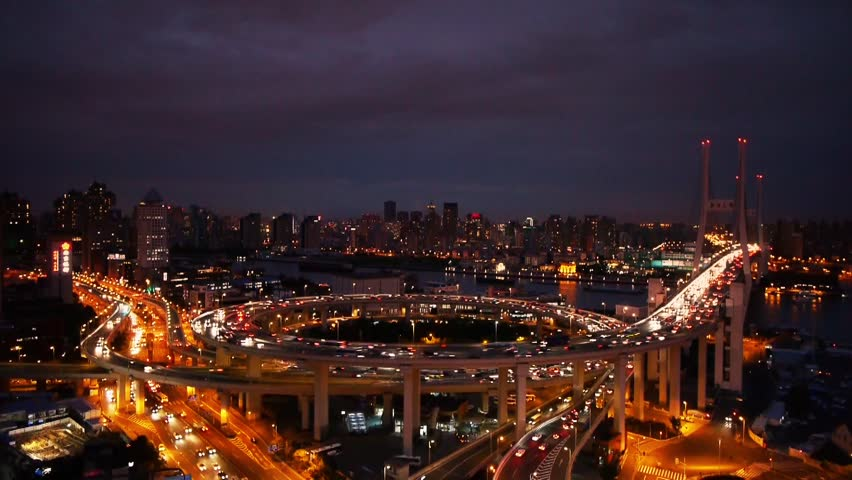 Resultado de imagen de congestion vial shangai