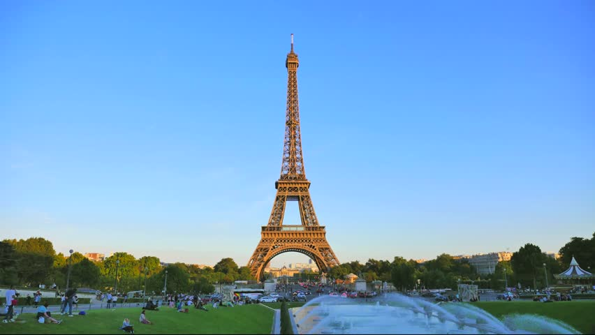 Eiffel Tower-Paris-France | Shutterstock HD Video #11737697