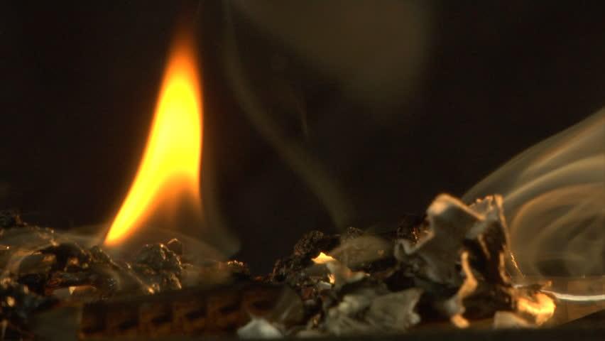 Burning 8mm Film Stock Footage Video 1182460 - Shutterstock