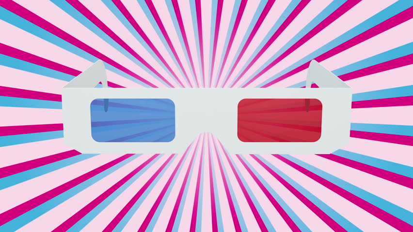 Anaglyph Footage