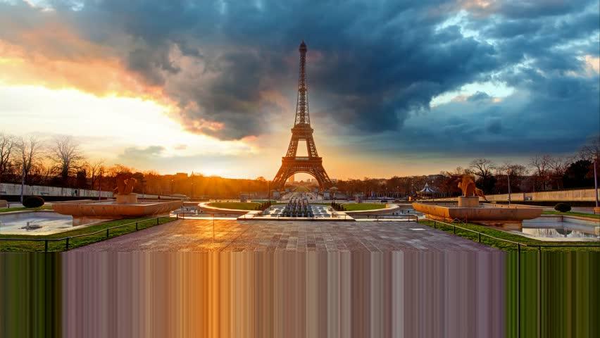 Paris | Shutterstock HD Video #12122933