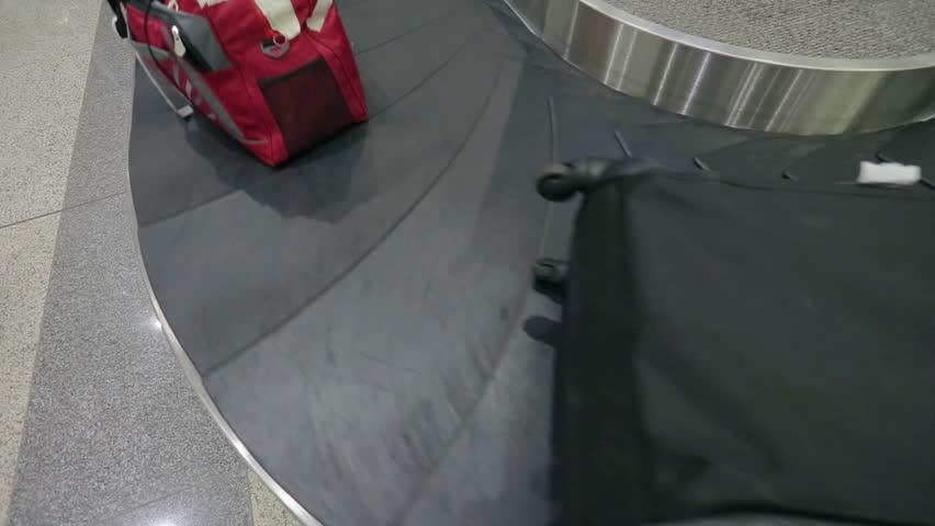 Airport Belt Conveyor For Baggage