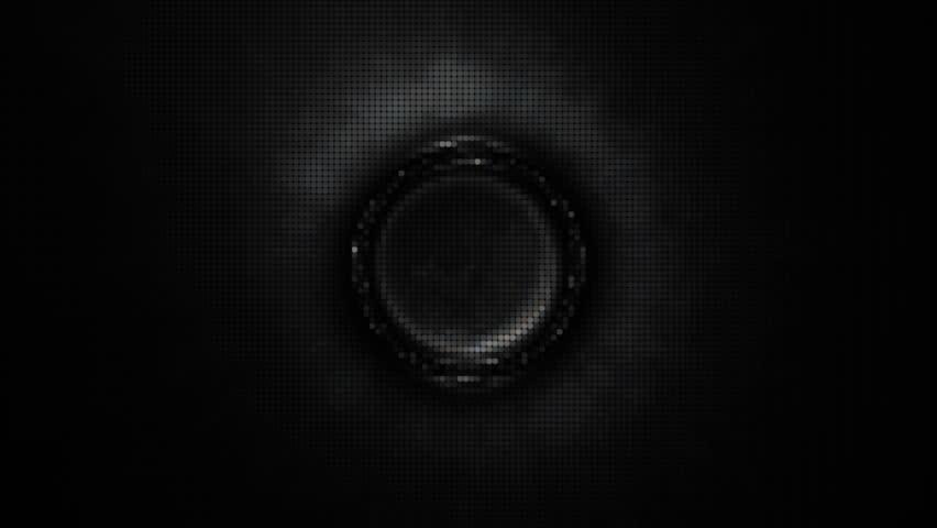 Fancy Light Effects In A Dark Background Stock Footage: Musical Background Loop Stock Footage Video 720436