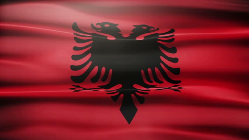What Does Albania Flag Represent