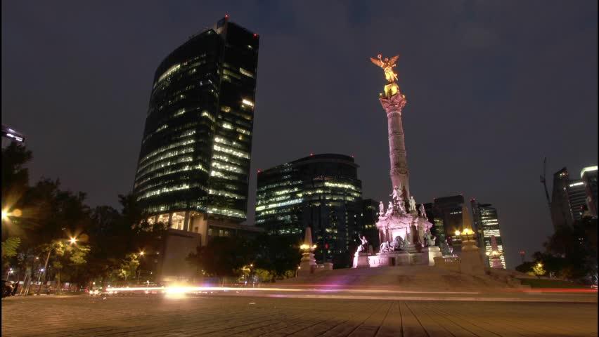 Mexico Independence Memorial / El Angel