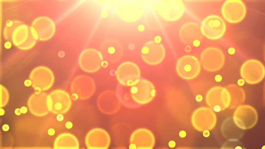 Bokeh Wallpapers High Quality: 4K: Abstract Lights Bokeh Background Loop, High Quality