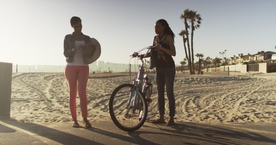 Parking At Sunset Beach