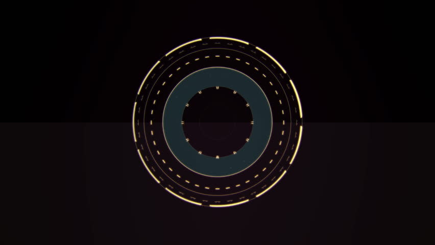Fast changing futuristic HUD display elements. Hundreds of combinations for still imaginary. Great for overlayed graphics and for VJ work. Looping animation. Version 18   Shutterstock HD Video #12820451