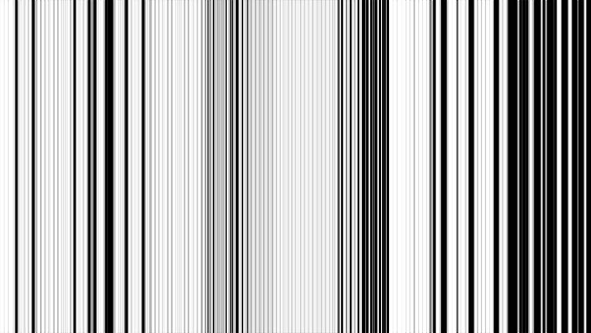 Line Texture Black And White : Looping animation of black gray and white vertical lines