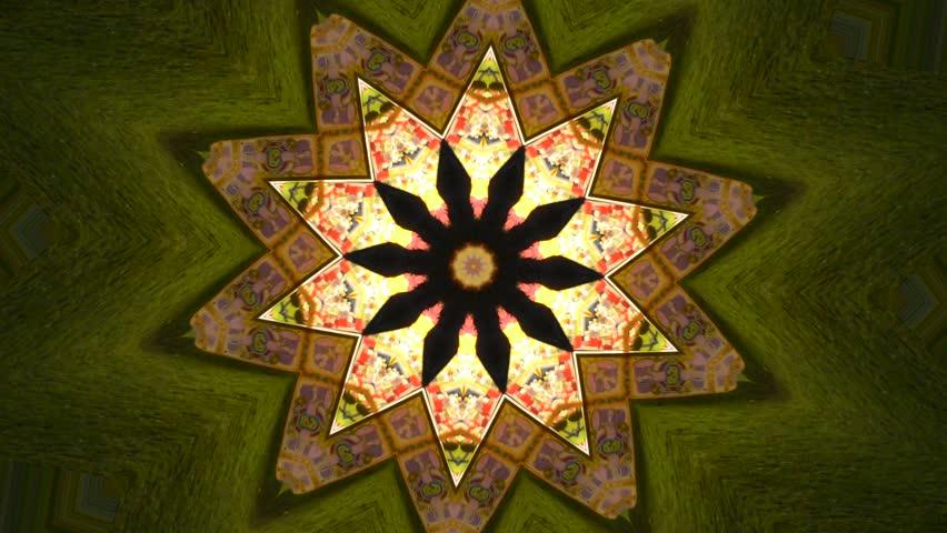 Kaleidoscope   Shutterstock HD Video #12993899