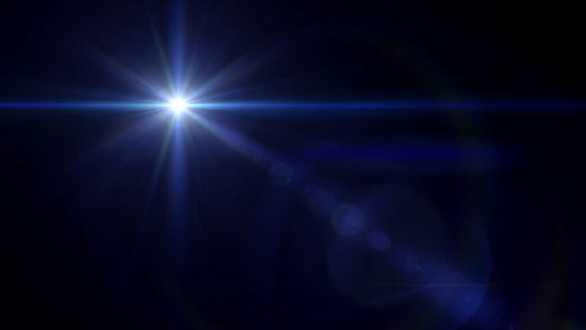 Abstract image of lens flare representing the glow star effect with 4K video | Shutterstock HD Video #13147412