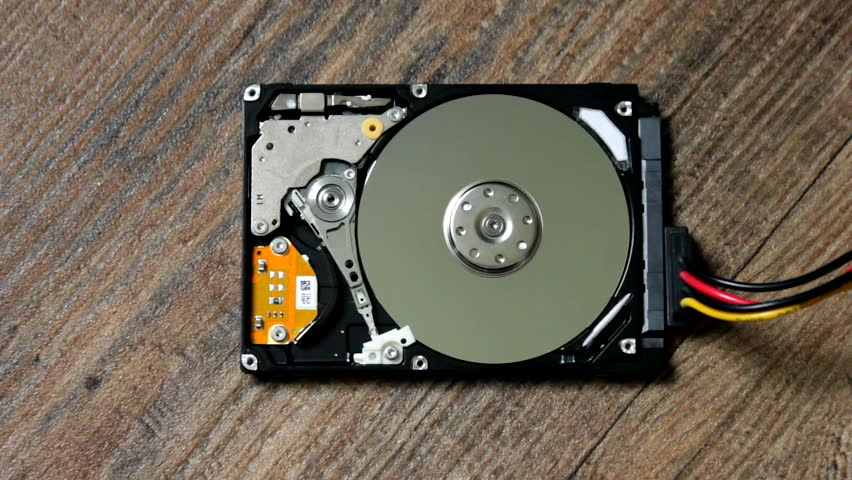 how to open a broken disc drive
