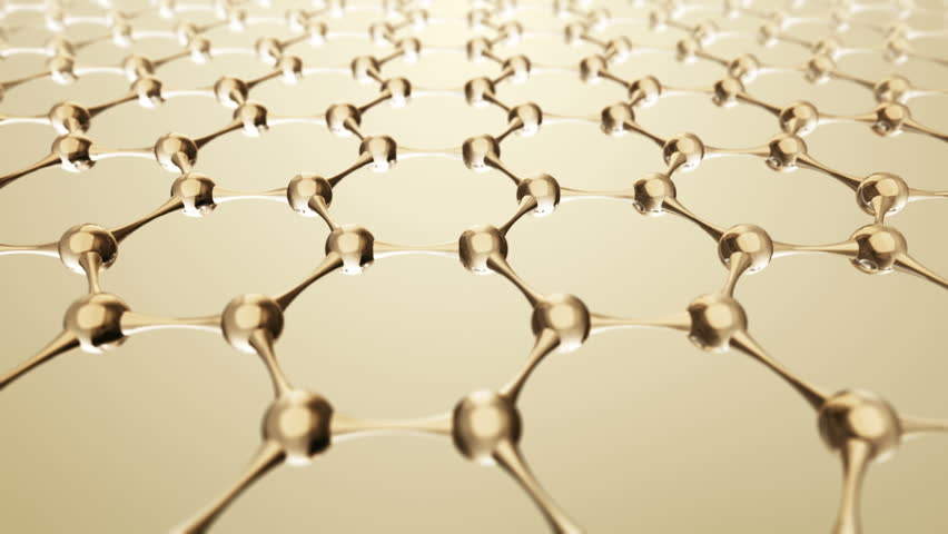 Seamlessly Loopable Animation Of The Graphene Structure ...