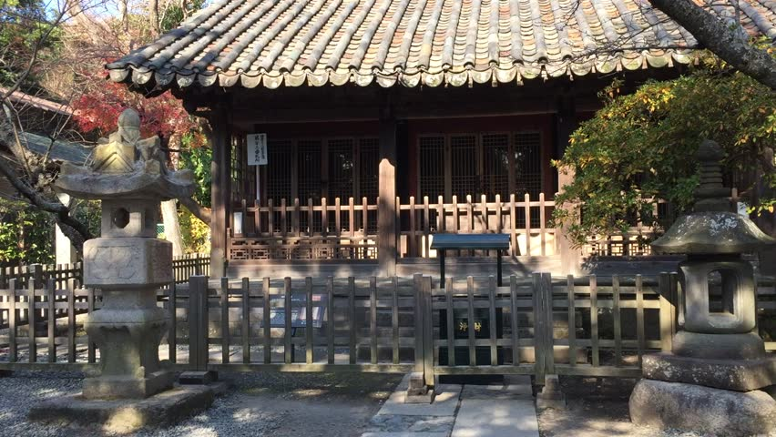 Gwangyang-si South Korea  city images : Miniature Timelapse Of Visitors At Baekyangsa Temple Videos de metraje ...
