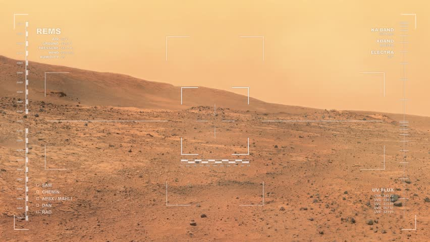 mars rover footage 2018 - photo #47