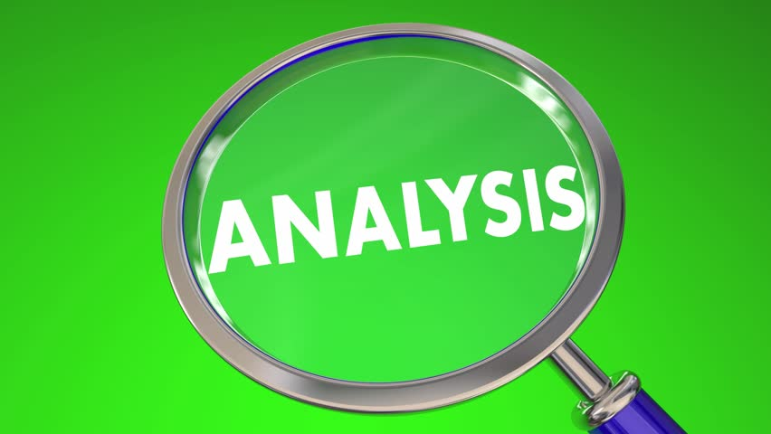 Analysis Insights Magnifying Glass Closer Look Words | Shutterstock HD Video #14006858