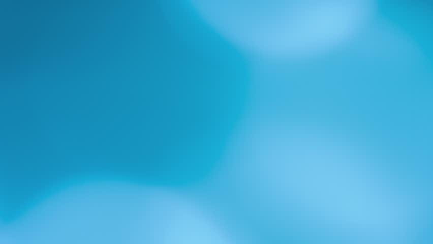 blue smooth abstract waves background video animation hd
