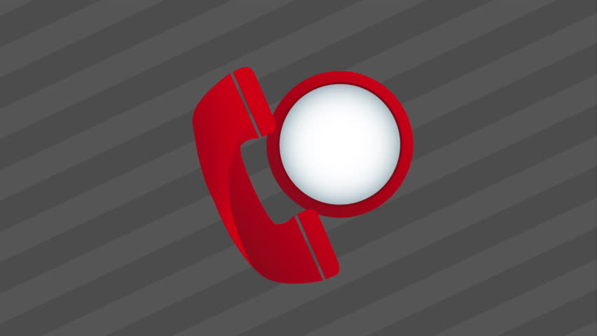 Phone icon design, Video Animation | Shutterstock HD Video #14197757
