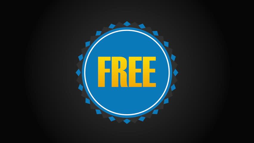 Free label design, Video Animation