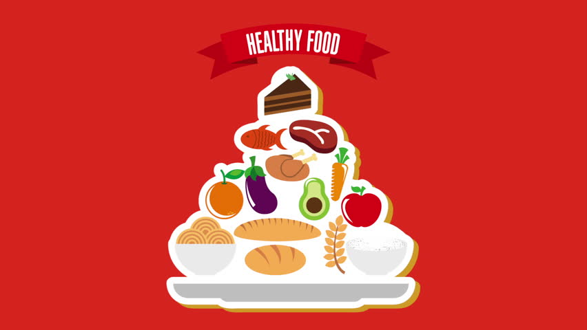 Nutrition Concept Design, Video Animation