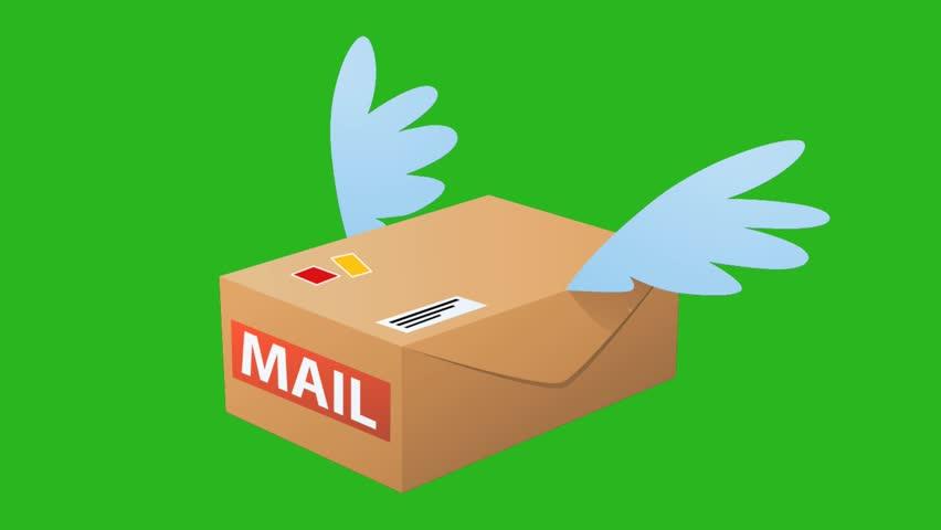 Header of air mail