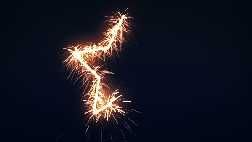 Star Sign Sparkler