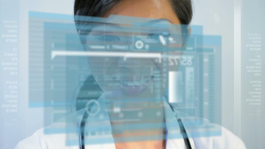 Future Medical Touchscreen Technology