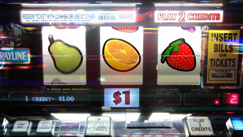 Slot Machine - 7's Winner