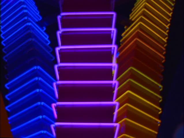 Vegas neon | Shutterstock HD Video #1785929
