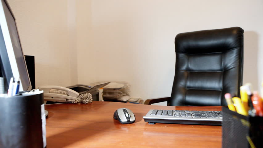 Business office table